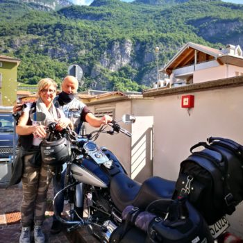 Friends Bikers - B&b Villa Camera's Mori